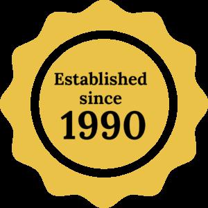 Established since 1990